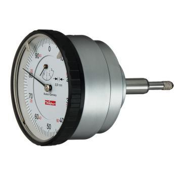 Messuhr 0,01mm / 3mm / 58mm / ISO 463 - Werksnormrückwärtiger Messbolzen 10015