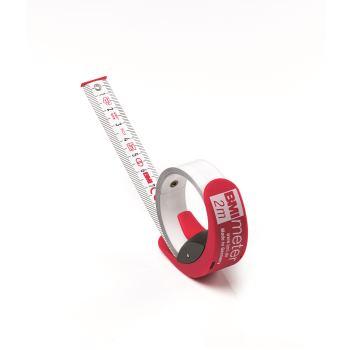 TBM BMImeter Länge 2m weissl. 429241011