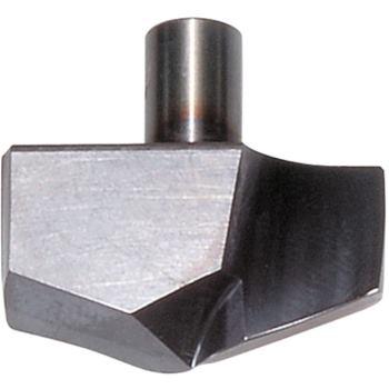 Wechselplatte Vollhartmetall-TiAlN Durchmesser 22