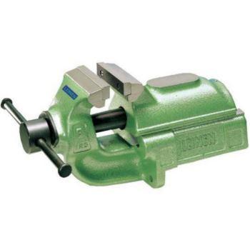 Parallel-Schraubstock 100 mm Farbe grün
