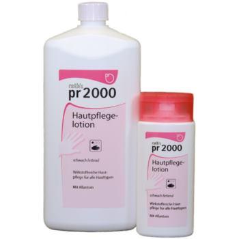PR 2000 Hautpflegelotion 1000 Flasche