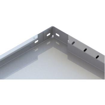 META Steckregal CLIP Zusatzboden verzinkt LxT 1300