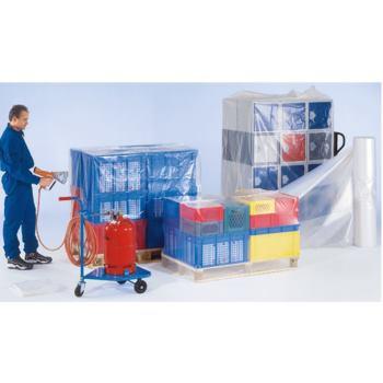 PE-Schrumpfhauben für Ladehöhe 1500 mm Verpackungs