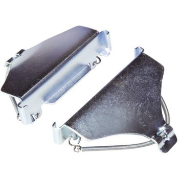 Schutzbacken-Halter mit Feder 125 mm B.Breite ohne