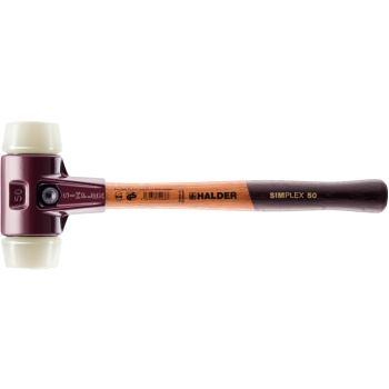 Schonhammer SIMPLEX 30 mm Kopfdurchmesser Nylon m
