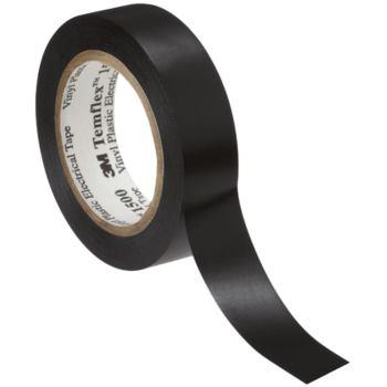 Temflex 1500 PVC -Elektroisolierband, schwarz B:15 mm x L:10 m
