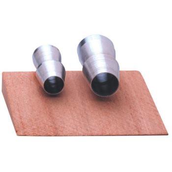 Befestigungssatz für schwere Äxte, 3-tlg (2 Ringke ile, 1 Holzkeil)