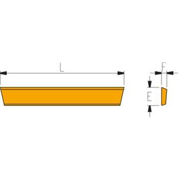 Einstechmesser HSS Größe A 3,15 F