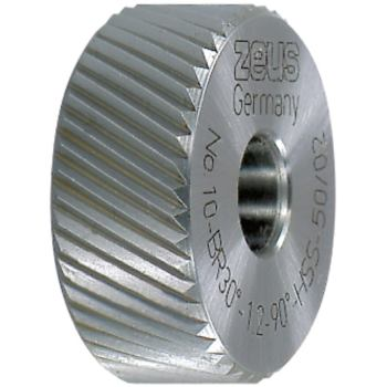 PM-Rändel DIN 403 BR 15 x 6 x 4 mm Teilung 0,8
