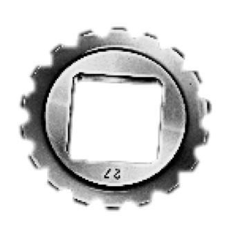 BILZ Vierkant-Einsatz, Universal-Ratsche Größe 00