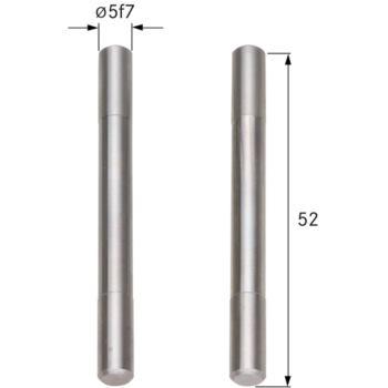 Universal-Vergleichsmessgerät Messeinsätze Zylindr isch Durchmesser 5 mm