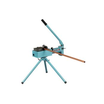 Rohrbiegegerät, hand-hydraulisch, mit Biegeformen