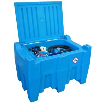 Mobile Tankanlage MT-AdBlue® 440 mit Automatik-Zap