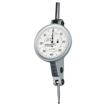 Fühlhebelmessgerät 0,01 mm Teilung, 30 mm Zifferb