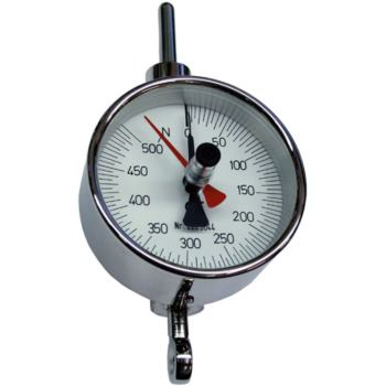 Zugkraftmesser und Druckkraftmesser Messbereich 0
