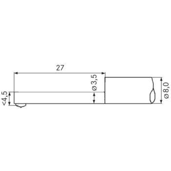 Standard-Taster SH für Diavite DH-5 / DH-6/ DH-7