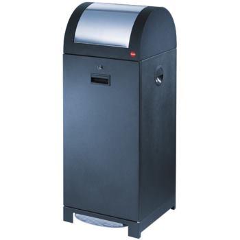 Wertstoffbehälter 70l fußbetätigt m.Innenbehälter,