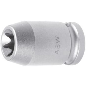 ASW Steckschlüsseleinsätze 3/8 Inch E 5 32 mm