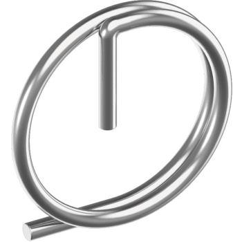 Ringsplint 1,2 X 15 mm, A4