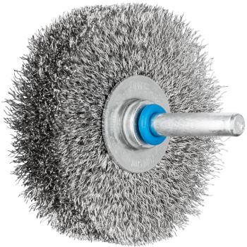 Rundbürste mit Schaft, ungezopft RBU 6015/6 INOX 0,20