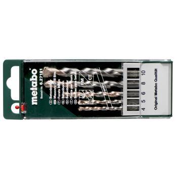 Beton-Bohrerkassette pro 5-teilig