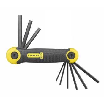Stiftschluessel-Set 9-tlg. Zollmasse