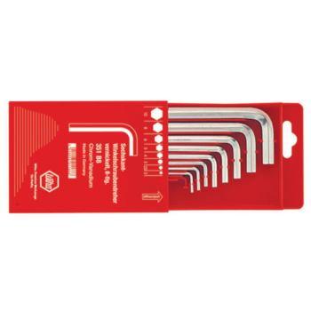 Sechskant-Stiftschlüsselsatz in Schiebebox.