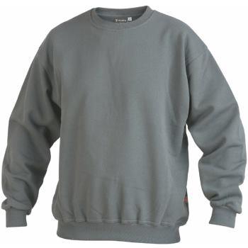Sweatshirt graphit Gr. 4XL
