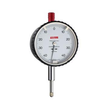 Messuhr 0,01mm / 0,8mm / 58mm / Stoßschutz / ISO 463 - DIN 878 10020