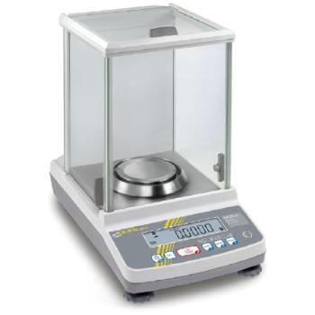 Analysenwaage mit Eichzulassung / 0,0001 g ; 80 g