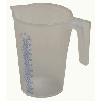 Kunststoff-Flüssigkeitsmessbecher Typ J-PP 100 1
