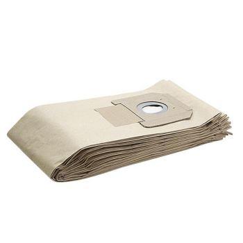 Papier-Filterbeutel 5 Stück für Nass Trockensauger
