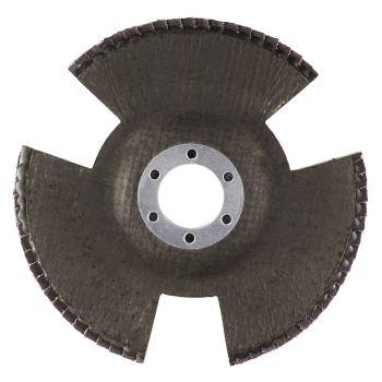 Schleiflamellenteller Korn 60 - 125 mm schräg LSZ