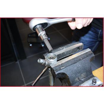 Stecknuss Innensechskant, gebohrt, 10mm 152.1057