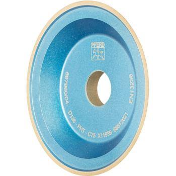 Diamant-Schleifwerkzeug 12V9 100-2-10-20 D126 PHT C75