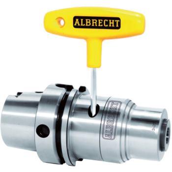 Axialspannfutter APC kurz - schlank 3 - 14 mm DIN