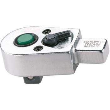 Einsteckknarre 3/8 Inch QuickRelease 9 x 12 mm Vi