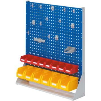 RasterPlan Systemeinheit Mod.3 2x Loch- 1x Schlitz