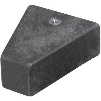 Granitfuß 150x120x50 mm