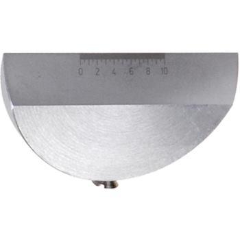 Ersatz-Messplatte für Messlupe 10-fach