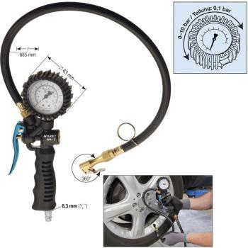 Reifenfüll-Messgerät, geeicht 9041-2