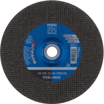 Trennscheibe EH 230-2,5 A 24 R SG-INOX/22,23