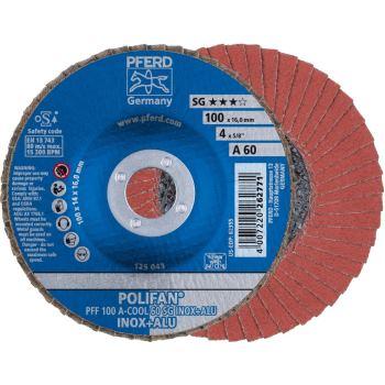 POLIFAN®-Fächerscheibe PFF 100 A 60 SG-COOL/16,0