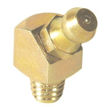 Hydraulik-Kegel-Schmiernippel H2 SFG 6x1 DIN 714