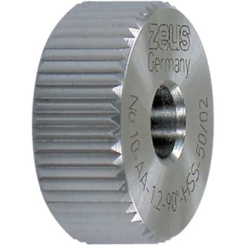 PM-Rändel DIN 403 AA 15 x 4 x 4 mm Teilung 1,0