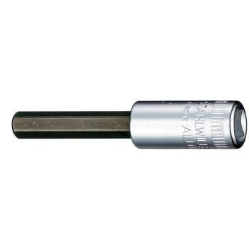 """1/4"""" Zoll Schraubendrehereinsatz 6 mm für Innensechskant"""