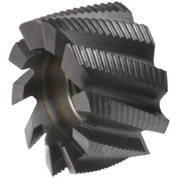 Walzenstirnfräser HF PM-TiAlN Durchmesser 80x45x27