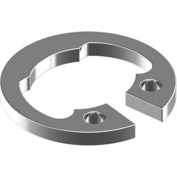 Sicherungsringe DIN 472 - Edelstahl 1.4122 f.Bohrungen - J 9x0,8