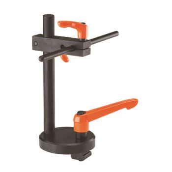 Werkstückanschlag, universell verstellbar, für Maschinentisch oder NC-Spanner