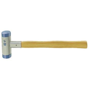 Einsätze 50 mm Durchmesser Polyurethan blau